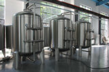 1000-4000 bouteilles par mini installation de mise en bouteille minérale complètement automatique d'eau potable d'heure