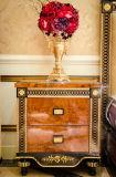 Высокий лоск 0069 крася классическую королевскую таблицу ночи типа