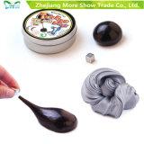 La pasta magnetica del gioco del mastice della melma della mano scherza il giocattolo educativo