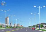 激賞のステンレス鋼6mの街灯ポーランド人およびカスタマイズされた高さ
