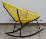 Металлические плетеную мебель для отдыха на открытом воздухе рок Акапулько Lounge Председателя