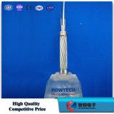 Filo di messa a terra composito di fibra ottica (struttura eccentrica F-01 del tubo di OPGW)
