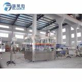 Compléter la chaîne de production carbonatée complètement automatique de l'eau de seltz machine de remplissage