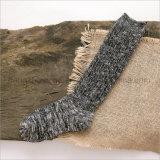 Form-persönliche Entwurfs-Baumwollstapel-Socke