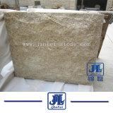G682 de Roestige Gele Bekleding van de Muur van de Steen van de Paddestoel van het Graniet