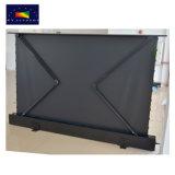 Projektions-Bildschirm/manuellen Projektor-Bildschirm für Heimkino hochziehen