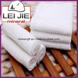 Fornitore bianco su ordinazione 100% dei tovaglioli di bagno dell'hotel del cotone