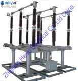 Qualitäts-im Freien Hochspannungstrenner-Schalter für obenliegende Zeile