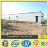 강철 구조물 완성되는 Prefabricated 집