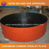 Биметаллическую пластину износной пластины для корпуса вентилятора гильзы цилиндра