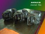 CNC mecânico das peças e das peças sobresselentes do metro que faz à máquina e que molda