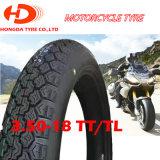 Llanta De Motocicleta Motorcycle zerteilt einem doppelten Zweck dienenden ECE-Motorrad-Reifen 3.50-18