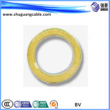 Câble d'instrumentation isolé par PVC examiné global