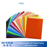 Preiswertes Preis PU-Belüftung-Menge-Kleid-Wärmeübertragung-Vinyl