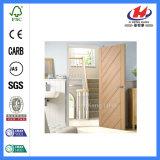 Portello a livello di legno interno dell'impiallacciatura occidentale (JHK-FC07)