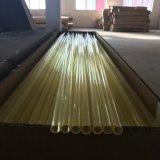 Высокое качество шлифовки желтый кремния кварцевой трубки для лазерной печати
