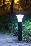 Lâmpada solar ao ar livre do gramado do diodo emissor de luz da alta qualidade