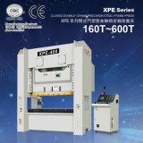 Presse de pouvoir latérale droite de précision de Double-Manivelle de série de XPE (160ton~600ton)