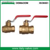イタリアのブランドの黄銅は造った全量球弁(AV-BV-3003)を