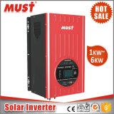 絶対必要5000W 48VDC内蔵MPPTの太陽料金のコントローラインバーター