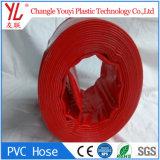 Material de PE de PVC e fixar a mangueira de plano de água padrão