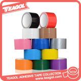 Cinta a prueba de calor del paño, cinta adhesiva del paño de embalaje