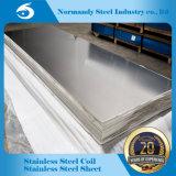 Chapa de aço inoxidável do revestimento 2b de AISI 409 para a construção