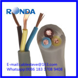 2 sqmm кабельной проводки 10 сердечника гибких электрических