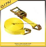 """1개의 """" &25mm&1000kg 안전한 래치드는 또는 아래로 매 채찍질한 벨트 (NHRT)를"""