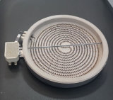 200mm 2000W 220Vの陶磁器の発熱体の電気暖房のストーブ