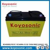 batterie rechargeable d'acide de plomb de SLA de 12V 120ah AGM