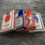 Cartões de jogo profissionais dos cartões do jogo do casino do fabricante
