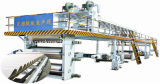 Haute vitesse et de bonne qualité de la couche 1800-5 Carton ondulé de ligne de production