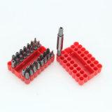 33 частей установлен бит безопасности с магнитным держателем бит расширения
