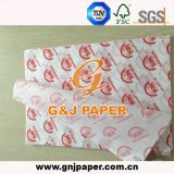 1 Side Smooth 및 One Side Rough Printed Greasproof Paper