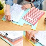 Канцелярские бумаги для сшивания кольцами с напечатанными крышку подачи папки