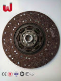 Disco de embrague conducido embrague original de placa de las piezas del omnibus de Yutong (No. 1601-00447)