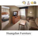 De commerciële Houten Slaapkamer van het Hotel van het Meubilair (HD1028)