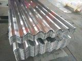 Chapa de aço galvanizada zinco da pressão ondulada