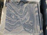 Polished chiaro di Juparana/ha fiammeggiato/lastra smerigliatrice del granito per le mattonelle di pavimentazione/mattonelle della parete/le mattonelle di pavimentazione