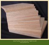Madera contrachapada comercial &#160 de la madera dura; para hacer la puerta