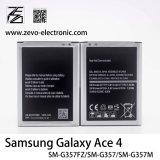 Batterie initiale de téléphone mobile pour l'as 4 de galaxie d'Eb-Bg357bbe Samsung