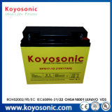 batterie profonde d'acide de plomb de la batterie 12V du cycle 12V scellée par 90ah avec la garantie de cinq ans