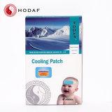 certificado CE desechables, reducir el dolor de cabeza el parche de refrigeración Pad