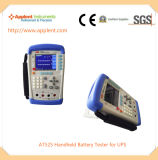 Meetapparaat met meerdere kanalen van de Weerstand van de Batterij het Interne (AT5210)