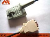 Nellcor SCP-10/DS100um sensor de SpO2. 10FT