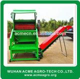 Máquinas de colheita Earthnut de boa qualidade Máquina Recolhedora de amendoim Selecionador de amendoim