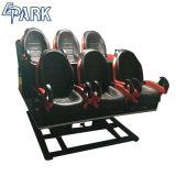 5D / 6D / 7D / 8d / 9d / 12D / XD tipo cinema Plataforma movimento eléctrico