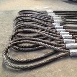 Steel Wire Rope Wire Rope Sling Sling// Le câble en acier