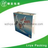 Libro Blanco de reciclable Chirstmas personalizada bolsa de regalo con logo Imprimir